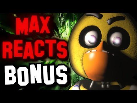 Max Reacts Bonus - In the weekend 6