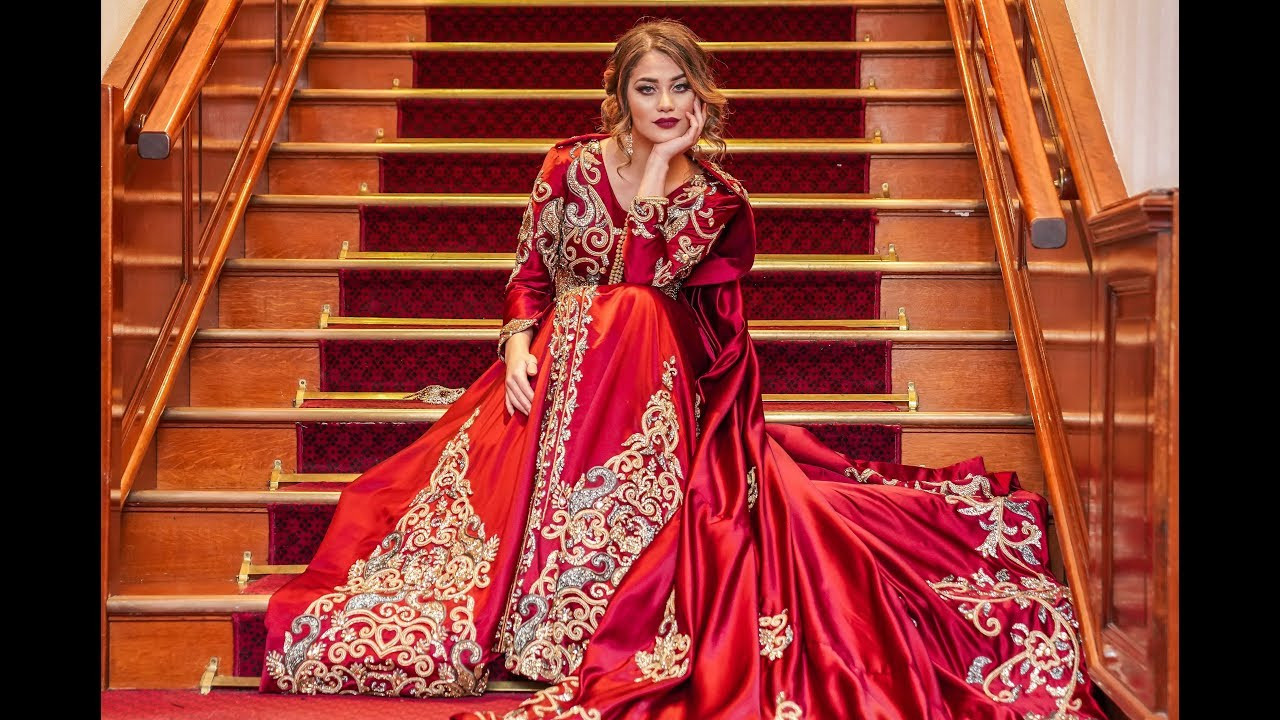 Ma Petite Robe Rouge 2018 By Assil Production Cameraman Youtube