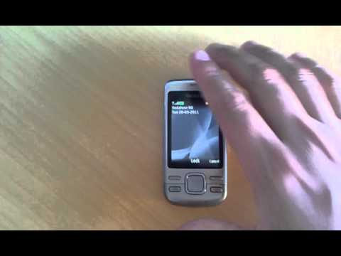 Nokia 6600i unlock with magnet