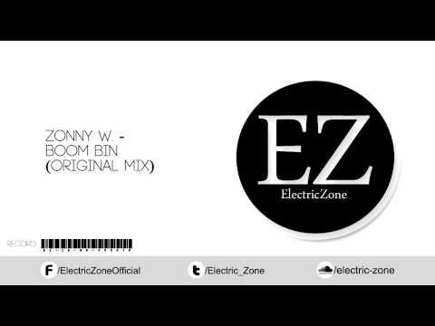 Zonny W - Boom Bin (Original mix)