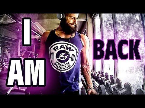 I AM | BACK