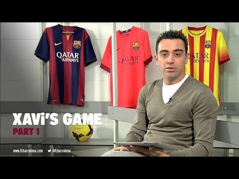 Xavi can remember EVERYTHING about his Barcelona career
