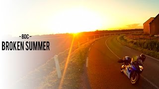 BDC: Broken Summer 2014 enduro, roads, drone and fun ! [ GOPRO HD HERO 3 & 3+]