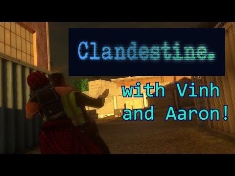 Clandestine Cooperative Part 1- Spy Games