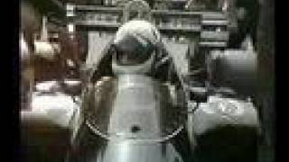 F1 1984 Brandshatch start + crash