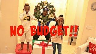 No Budget Challenge For Christmas