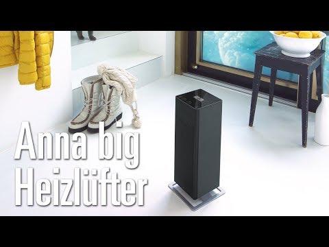 Stadler Form lance le nouveau chauffage d'appoint Anna big