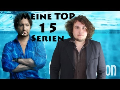 """Meine TOP 15 Serien"" by DVDKritik"