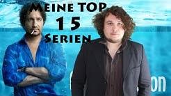 """""""Meine TOP 15 Serien"""" by DVDKritik"""