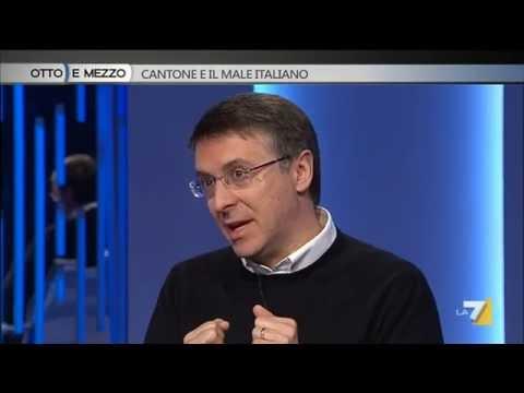 Raffaele Cantone - Otto e mezzo 7 aprile 2015
