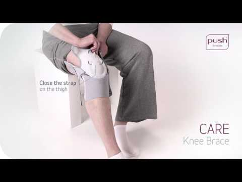 Push Braces | Push care Knee Brace