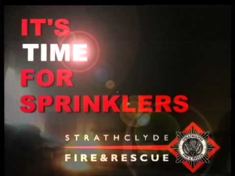 Fire Sprinklers Save Lives