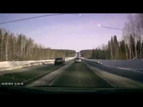 02.02.18. Красноярский край. ДТП
