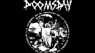 DOOMSDAY-slave to convention cover DOOM