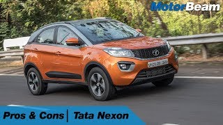 Tata Nexon - Pros & Cons | MotorBeam