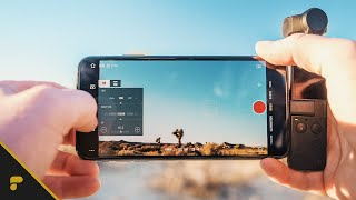 DJI Osmo Pocket Cinematic Settings | 5 tips in 5 minutes