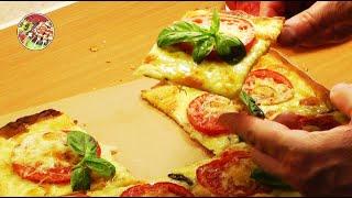 Лучшее дрожжевое тесто для пиццы. Просто, вкусно, недорого.