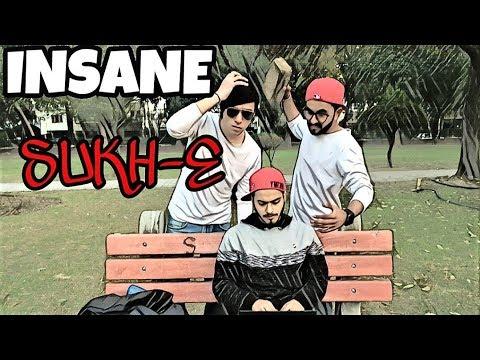 Insane  | Sukhe - Jaani-Arvinder khaira |...
