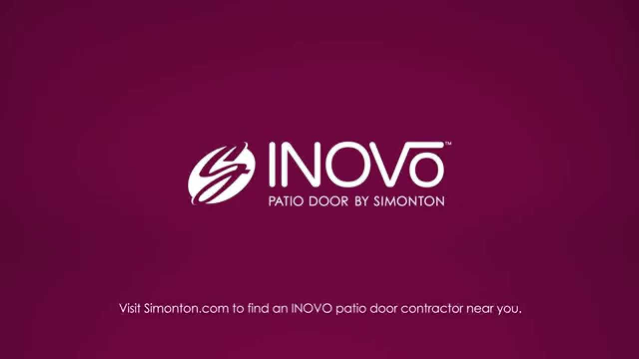Introducing Simonton Inovo Patio Door