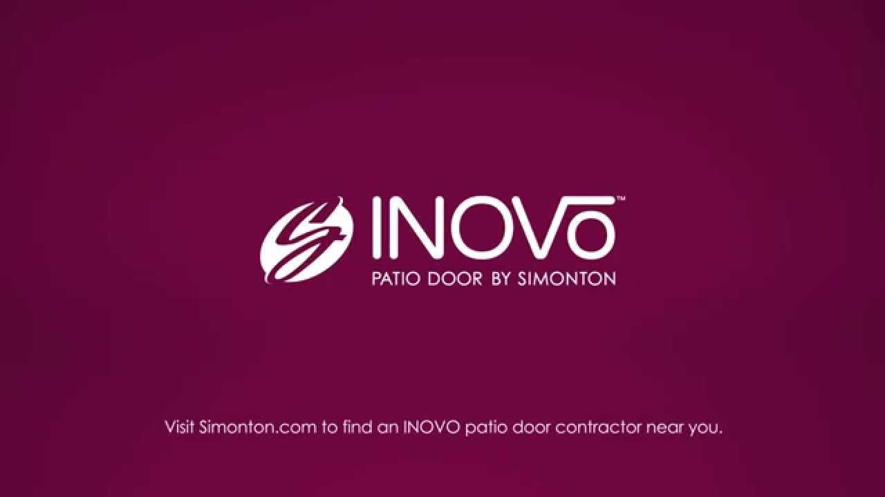 Introducing Simonton Inovo Patio Door