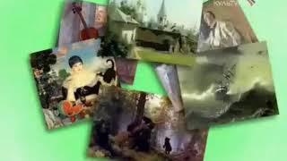 "Заставка программы ""В музей - без поводка"" (Культура, 02.12.2005-29.12.2006)"