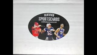 Certified Sports Cards Repack - NFL Series 1 - Kaboom!!!
