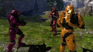 Red vs. Blue Recreation 5