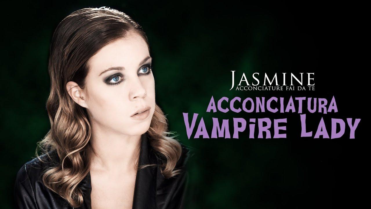 Fare l 39 effetto bagnato vampire lady come acconciarsi per halloween le acconciature di - Trucco effetto bagnato ...