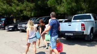 видео Массандровский пляж в Крыму