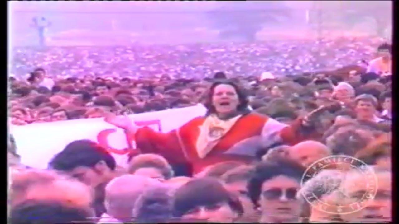 IPNtv: Wizyta Jana Pawła II w Polsce w 1987 r. (Tarnów)