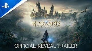 Hogwarts Legacy | Official Reveal Trailer | PS5