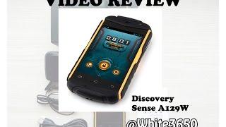 White3650 Reviews: Discovery Sense A129W