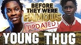 YOUNG THUG | Before They Were Famous | Biography