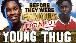 Young thug - before they were famous - no my name is jeffery