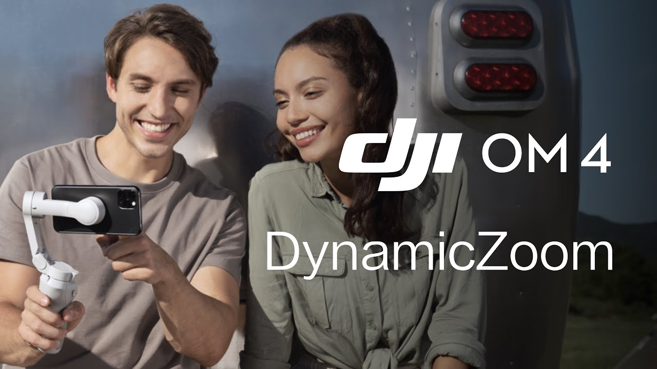 DJI OM 4 |  How To Get Perfect DynamicZoom Shots With OM 4