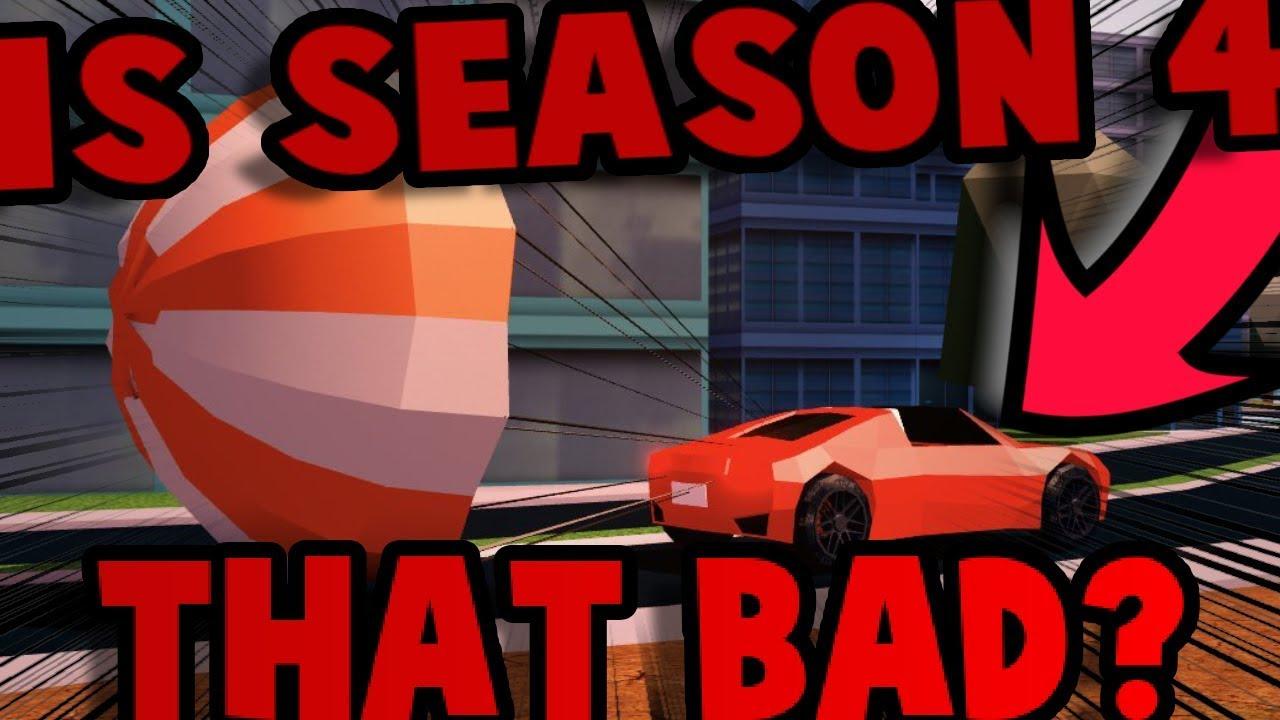 JAILBREAK SEASON 4 UPDATE REVIEW! | ROBLOX JAILBREAK - YouTube