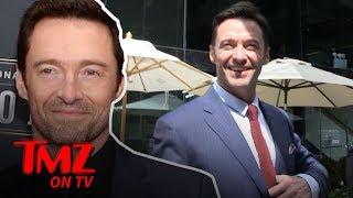Hugh Jackman Wants No Part Of Deadpool! | TMZ TV