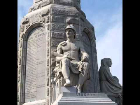 Explaining the Forefathers Monument - Kirk Cameron Part 1