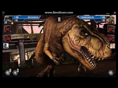 Jurassic World: The Game - Gorgosaurus Tournament Battle 17