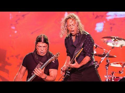 """Metallica: Robert Trujillo and Kirk Hammett's Top """"Doodles"""" - Toni Gonzalez's Weekly Riff"""