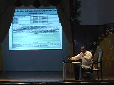 University of Manila - The Healing Powers in Hot Water by Faris AlHajri- Part 2 of 5