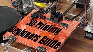 3D Printing Beginners Guide (Hardware) - 380$ DIY RepRap Prusa I3
