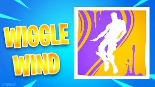 Fortnite WIGGLE WIND Lobby Pack de musique