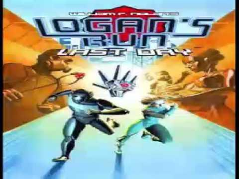 Logan's Run Last Day Audiobooks * Paul J. SalamoffJason