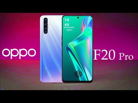 Oppo F20 Pro - First Look, Price, Release Date, Camera, Specs, Trailer, Concept!