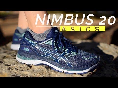 Asics Nimbus 20 Review - YouTube