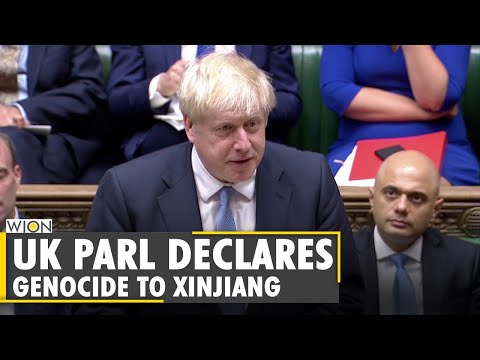 UK parliament declares genocide in China's Xinjiang | Beijing denies accusations of Rights abuses