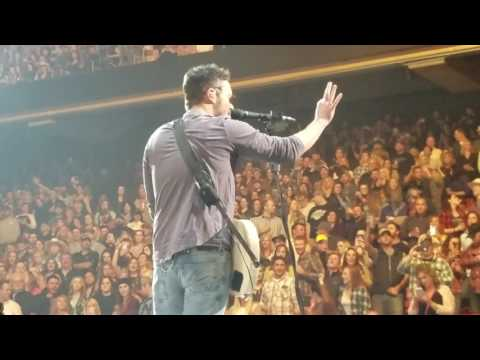 Eric Church The Outsiders Boise Idaho 2017