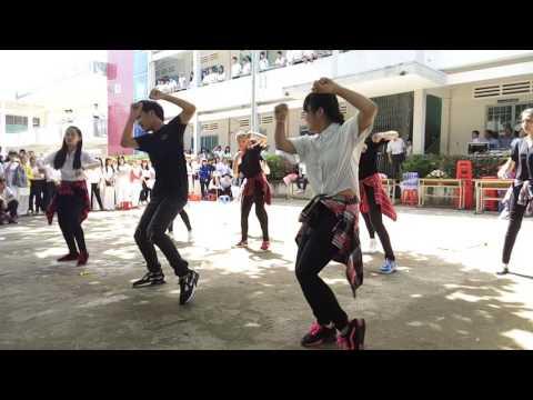 Nhảy hiện đại 12A1 - THPT Thống Nhất 2016