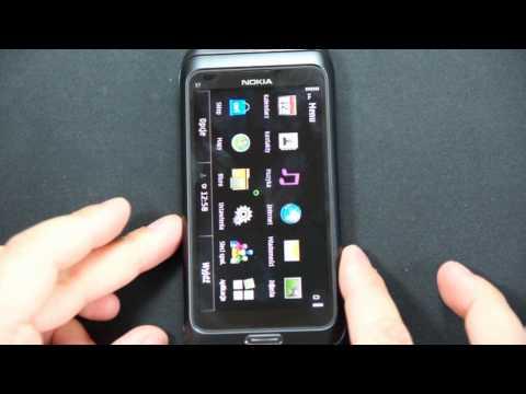 Nokia E7 - part 1